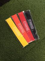 PTessentials Minibands Weerstandsbanden Set 4 stuks
