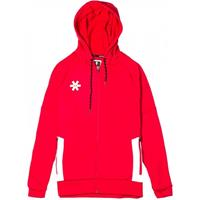 Osaka Training Zip Hoodie Men - Red