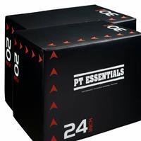 PTessentials Soft Plyo Box set van 2 - voordeelset