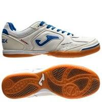 Joma Top Flex IN - Wit/Blauw