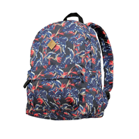 barts Dolphin backpack kids marine/rood/wit