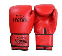 Legend bokshandschoenen Powerfit & Protect rood 0