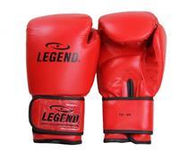 Legend bokshandschoenen Powerfit & Protect rood 0