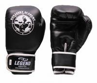 Legend bokshandschoenen Bonjasky zwart/wit