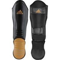 Adidas Hybrid Pro shin bk/gd M