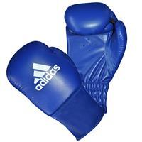 adidas bokshandschoenen Rookie junior blauw