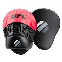 Ufc Contender Curved Focus Handpads - Zwart/Rood