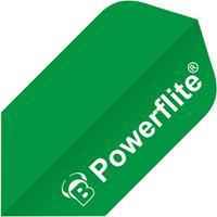 Bull's Bull´s flights Powerflite Slim 100 micron groen