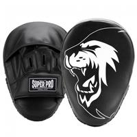 Super Pro stootkussen vechtsporten zwart/wit