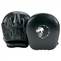Super Pro stootkussen professional vechtsporten leer zwart/wit