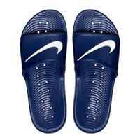 Nike Kawa Shower Kawa Shower douche slippers blauw/wit