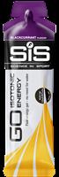 SiS GO Isotonic Energiegel Zwarte Bes 30 gels van 60 ml