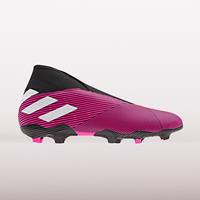 Adidas Nemeziz 19.3 Laceless FG Hard Wired Heren
