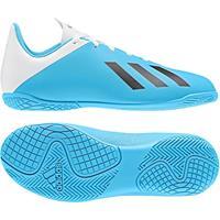 performance X 19.4 IN X 19.4 IN J zaalvoetbalschoenen lichtblauw/wit