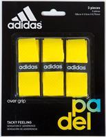 adidas Set Overgrip 3 St. Geel