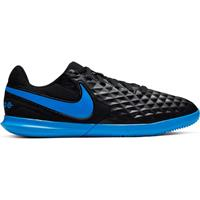 Nike Tiempo Legend 8 Club Indoor Kids Black Blue