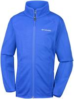 B Wilderness Way Fleece Jacket Blauw