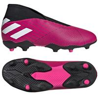 adidas Nemeziz 19.3 Laceless FG Hard Wired Junior