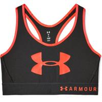 Under Armour Women's Armour Mid Keyhole Graphic - Sportbeha's