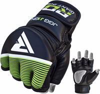 RDX Sports Grappling Gloves Kids