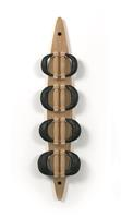 nohrd Swing Bell Board Set - Eiken - 2-4-6-8 kg