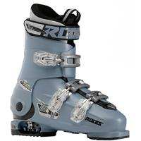 Roces skischoenen Idea Free junior grijsblauw 40