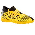 Puma Voetbalschoenen kind Future 5.3 Netfit TF geel/zwart
