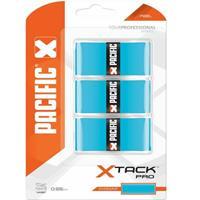 Pacific overgrip X Tack Pro 0,55 mm 3 stuks lichtblauw