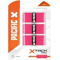 Pacific overgrip X Tack Pro 0,55 mm 3 stuks roze