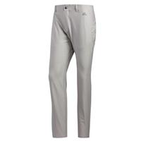 Adidas Ultimate 365 tapered golfbroek lichtgrijs heren /34