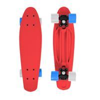 Street Surfing Fizz Fun board - 60 cm - rood