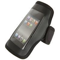 M-Wave M Wave Smartphone Houder Bovenarm Maastricht 165X110MM Zwart