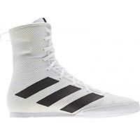 Adidas Box Hog 3 bokscchoenen wit heren