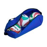 ballentas voor volley en voetballen 36 liter blauw