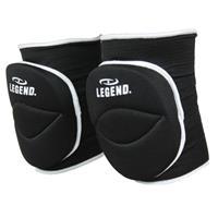 Legend Sports kniebeschermer Pro Legend zwart unisex