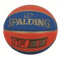 Spalding Basketbal TF33 outdoor Oranje/Blauw