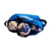 ballentas voor handballen 48 liter blauw