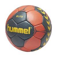 Hummel ballen Elite handbal zwart oranje geel
