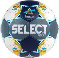 Select handbal Ultimate Replica CL Women 2019 2020 wit grijs blauw geel