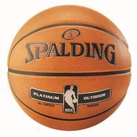 Spalding NBA Platinum Outdoor Basketball New