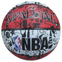 Spalding NBA Basketballen graffiti outdoor Sc.7 (83-574z)