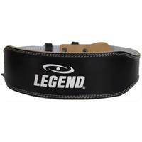Legend Sports gewichthefgordel Premium zwart