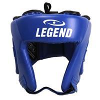 Legend Sports hoofdbeschermer Spar Line unisex blauw