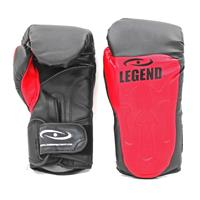 Legend Sports bokshandschoenen Power Rangers rood/zwart oz