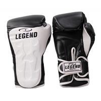 Legend Sports bokshandschoenen Power Rangers wit/zwart 0oz
