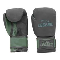 Legend Sports bokshandschoenen LegendDry & Protect zwart/groen 6oz