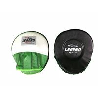 Legend Sports stootkussen Legend Hyper Speed groen/wit/zwart