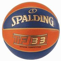 Spalding Basketbal TF33 Indoor/outdoor Oranje/Blauw
