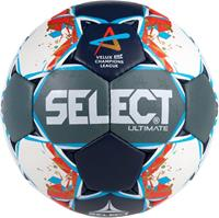Select handbal Ultimate CL Men 2019 2020 wit grijs blauw rood