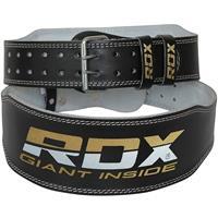 RDX Sports RDX Gym Lederen Gewichtenhef Riem